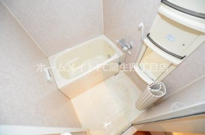 【浴室】オルゴグラート鶴見