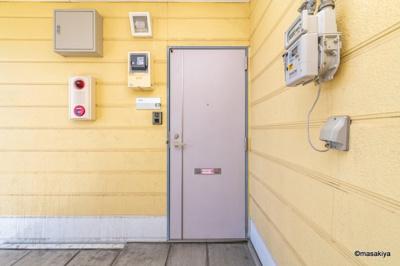 【玄関】ケンハウス・グランシャリオ