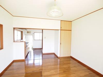 【居間・リビング】ピュアハウス