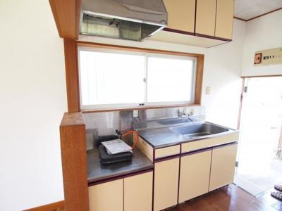 【キッチン】ピュアハウス