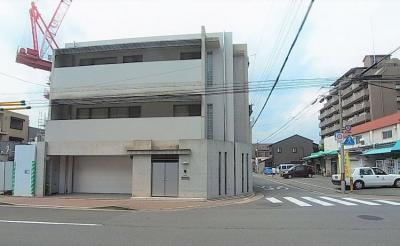 【外観】南区東九条西明田町 中古戸建