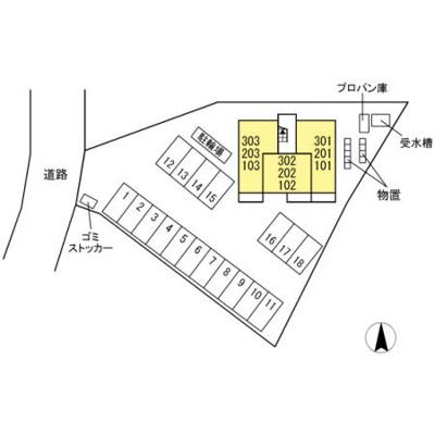 「D-ROOM西条新田」