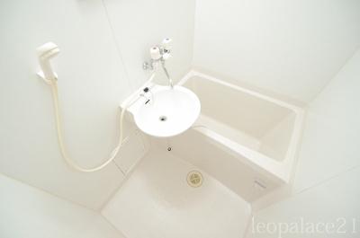 【洗面所】レオパレスエクセル