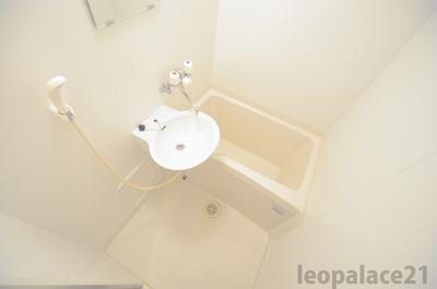 【浴室】レオパレス境橋