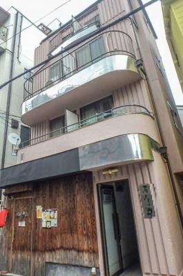 【外観】居抜き店舗 1階店舗 高浜町 吹田駅