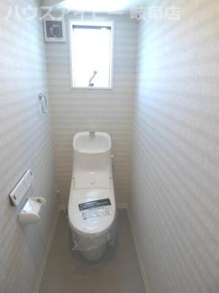 岐阜市下奈良3丁目新築戸建て4LDK:トイレも気になるポイント