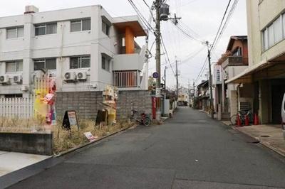 【外観】下鴨松ノ木町 2号地 完成済!