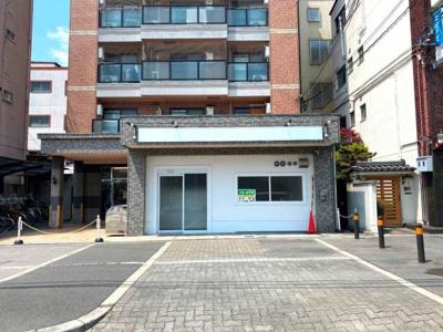 【外観】1階店舗 元保育園 林寺 寺田町駅