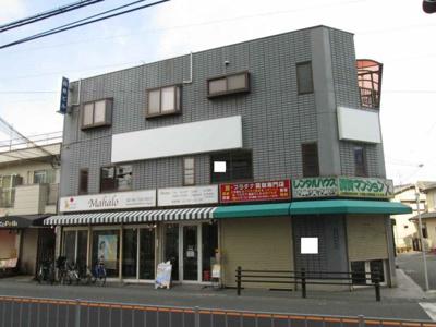 【外観】視認性良好 物販 門真市幸福町 古川橋駅