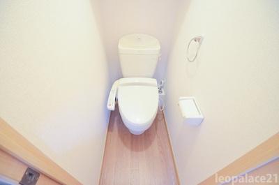 【トイレ】レオパレスパサート