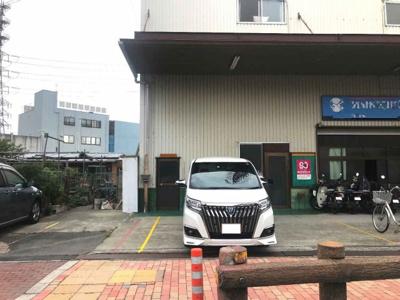 【外観】1階路面 倉庫事務所 門真市大橋町 古川橋駅