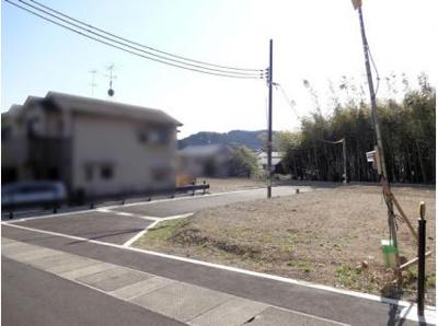 【外観】岩倉木野町5区画(1号地)