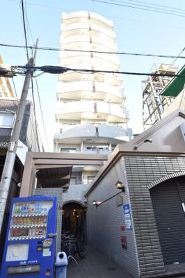 シャンクレール南堀江 外観