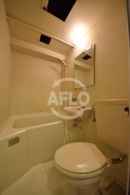 シャンクレール南堀江 浴室