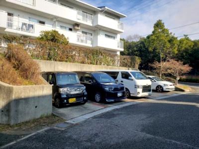 敷地内1台付☆神戸市垂水区 コンフォール学園緑ヶ丘第2☆