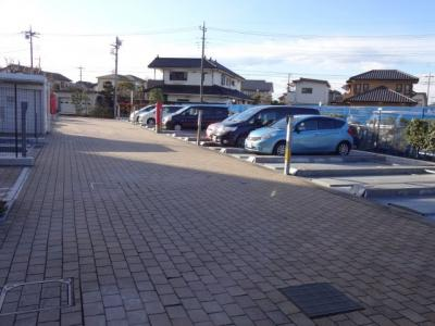 【駐車場】エコヴィレッジ坂戸