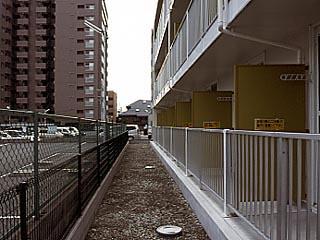 【バルコニー】レオパレスサウスフィールド
