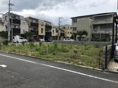 【外観】西宮市南甲子園3丁目 新築戸建