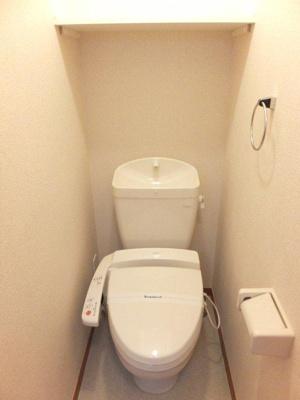 【トイレ】レオパレス都B