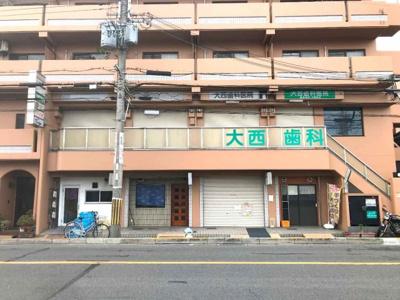 【外観】通り沿 塾 八雲西町 守口駅