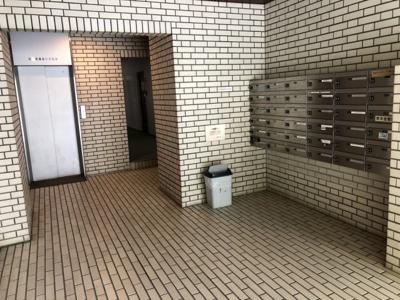 【エントランス】ディアシティ赤坂東館
