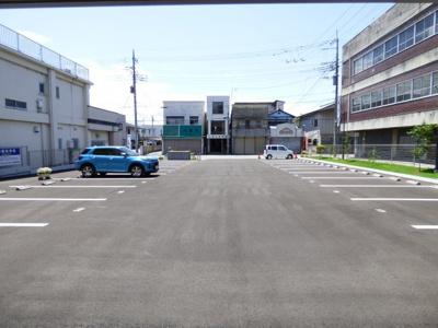 【駐車場】ドミールチュウオウ