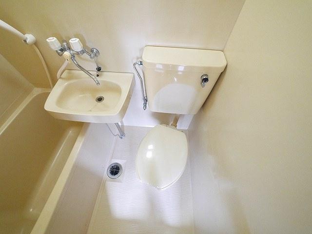 【トイレ】ハイマート生駒