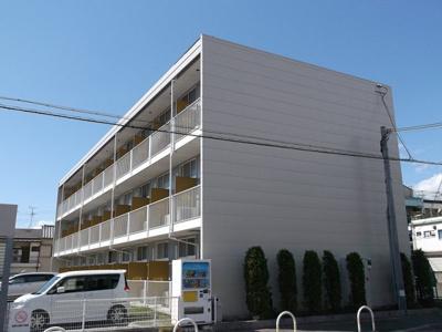 【外観】レオパレス浅香山