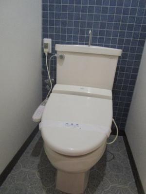 【トイレ】杭全8貸家