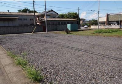 【外観】新道町売地