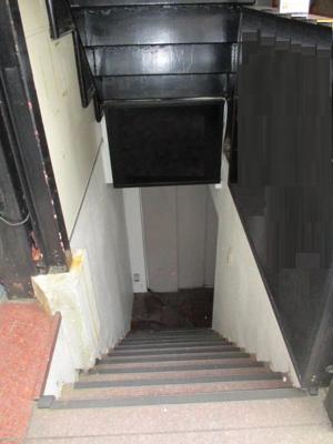 第5SIビル 専用階段