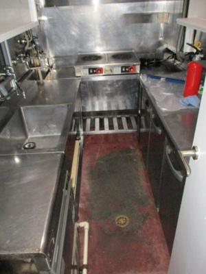 第5SIビル 厨房