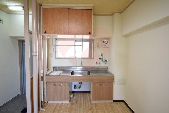 【キッチン】ビレッジハウス泉北栂タワー