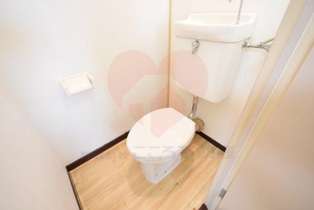 【トイレ】ビレッジハウス泉北栂タワー
