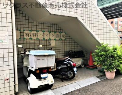 【その他共用部分】ライオンズマンション新長田
