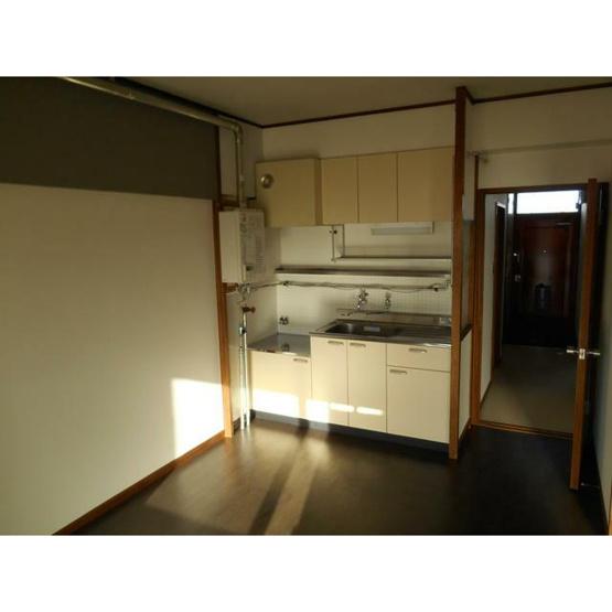 【キッチン】北見市山下町4丁目4番地12 売買ビル
