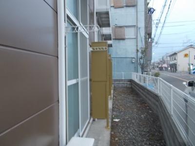 【バルコニー】レオパレス東本町Ⅱ