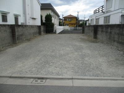 【外観】堺市東区日置荘田中町 売土地
