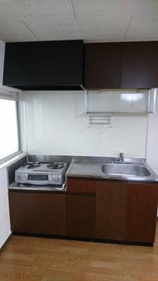 【キッチン】グリーンパーク根岸A棟