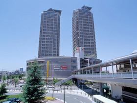 【外観】ベルマージュ堺壱番館 40階部分