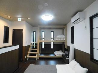 【寝室】杉並区梅里2丁目 中古戸建