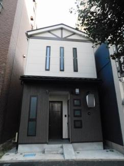 【外観】杉並区梅里2丁目 中古戸建