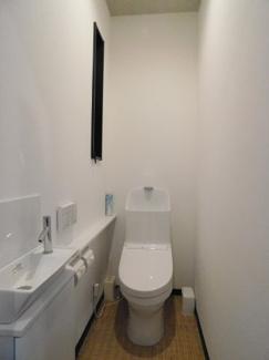 【トイレ】杉並区梅里2丁目 中古戸建