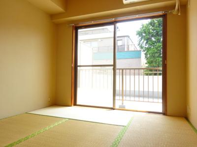 【和室】パストラル野沢壱番館