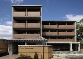 【外観】プレサンス京都修学院