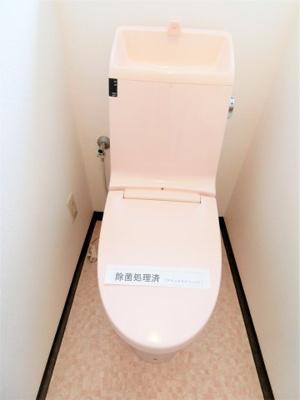 【トイレ】西山邸