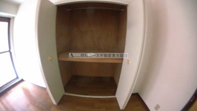 【収納】リバーサイド瓢箪山