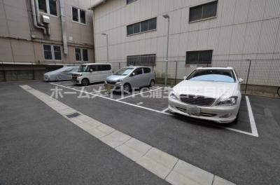 【駐車場】Luxe鶴見