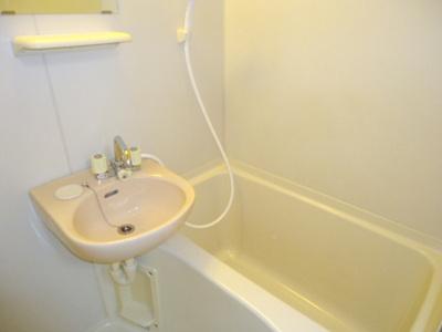 【浴室】グレイスハイツ今浦