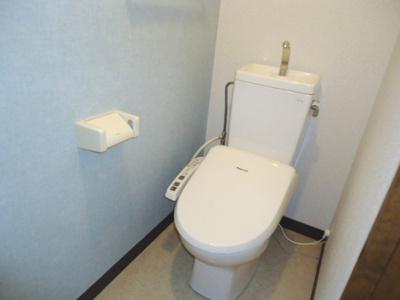 【トイレ】グレイスハイツ今浦